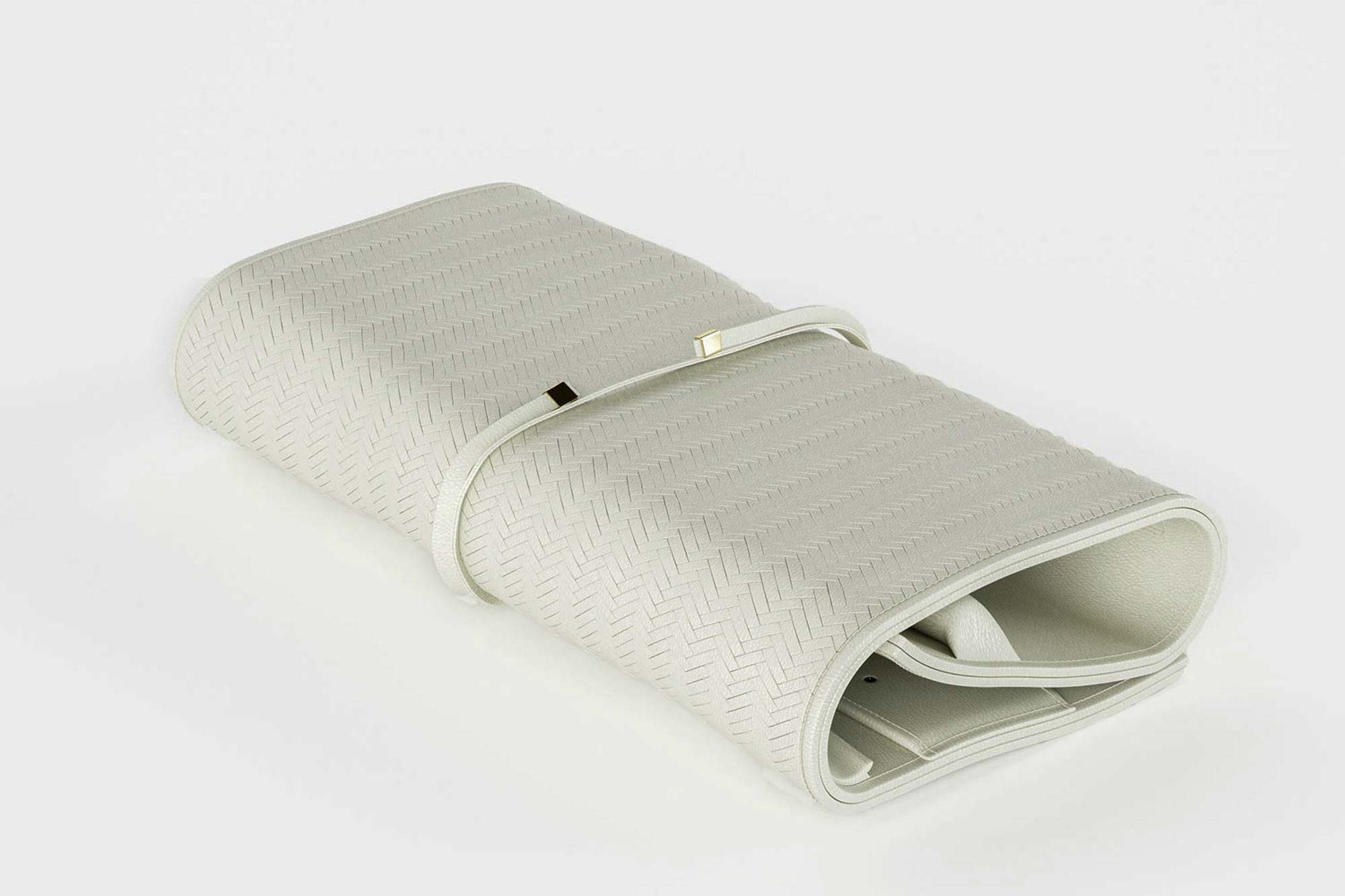 Travel jewellery wallet